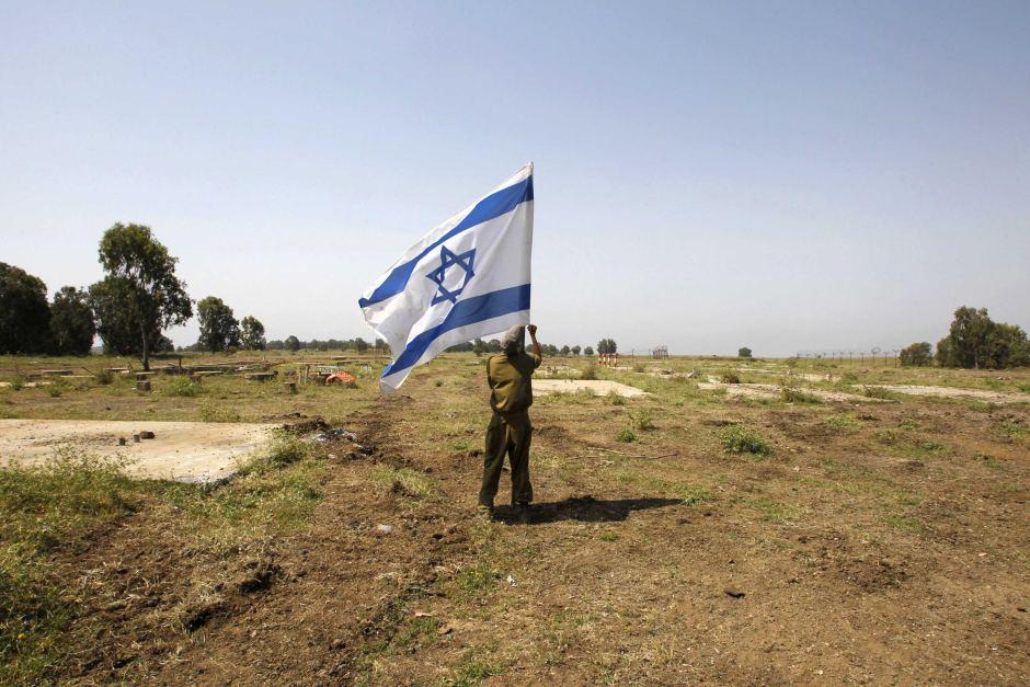 """, ΔΙΑΜΑΧΗ ΙΣΡΑΗΛ ΚΑΙ ΗΠΑ: """"Τα Γκολάν είναι και θα παραμείνουν ισραηλινό έδαφος"""", NEMESIS HD"""