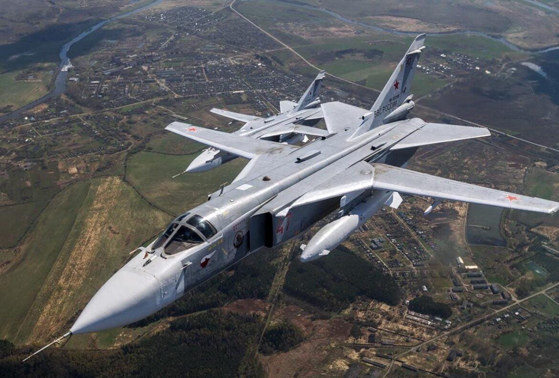 """Ρωσική αεροπορία πλήγματα εναντιον ομάδας, Η ΡΩΣΙΑ ΕΚΑΝΕ """"ΟΙΚΟΠΕΔΟ"""" ΒΑΣΗ ΙΣΛΑΜΙΣΤΩΝ: Σφοδρά αεροπορικά πλήγματα απο SU24M, NEMESIS HD"""