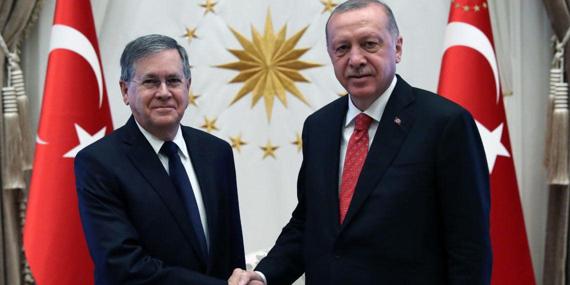 """, Αμερικανός πρέσβης στην Τουρκία: """"Πετάξτε τους S400, για να φύγουν οι κυρώσεις"""", NEMESIS HD"""