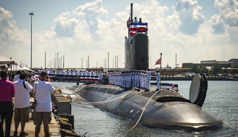 """υποβρύχιο Βιρτζίνια πολεμικού ναυτικού ΗΠΑ βυθίσει ρωσικά πλοία, """"ΘΑ ΒΥΘΙΖΑΜΕ ΡΩΣΙΚΑ ΠΛΟΙΑ ΑΜΕΣΩΣ"""": FoxNews για την Αμερικανική επίθεση του 2018 στη Συρία, NEMESIS HD"""
