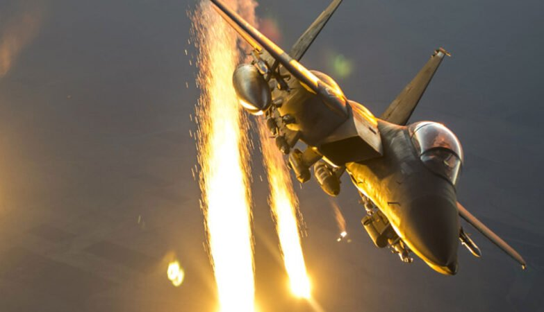 ΗΠΑ Ιρακινής Ιράν Συρία, Αμερικανική αεροπορική αντεπίθεση εναντίον Ιρανικών πολιτοφυλακών, NEMESIS HD
