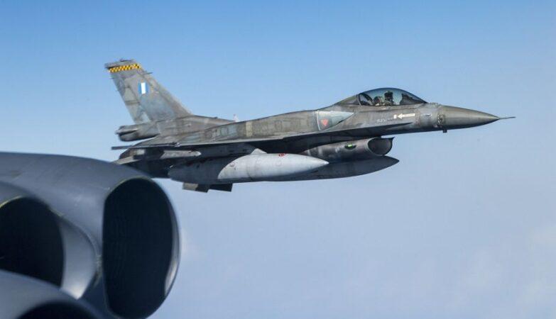 ΤΟ ΠΡΩΤΟ ΕΛΛΗΝΙΚΟ F16 VIPER ΣΤΟ ΤΕΞΑΣ: Δοκιμές της Lockheed Martin
