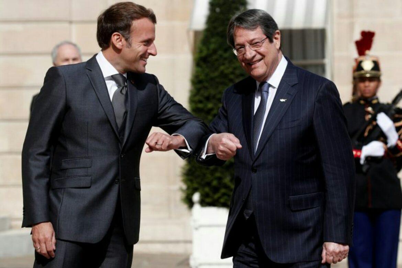 ΤΗΛΕΦΩΝΗΜΑ ΜΑΚΡΟΝ ΜΕ ΑΝΑΣΤΑΣΙΑΔΗ: «Έχουμε άριστη συνεργασία με την Κύπρο»