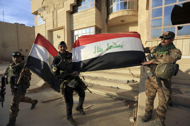 ΣΥΝΕΧΙΖΕΤΑΙ Η ΕΠΙΘΕΣΗ ΤΟΥ ΙΡΑΚ: Σφοδρό πλήγμα στην υποδομή των ισλαμιστών