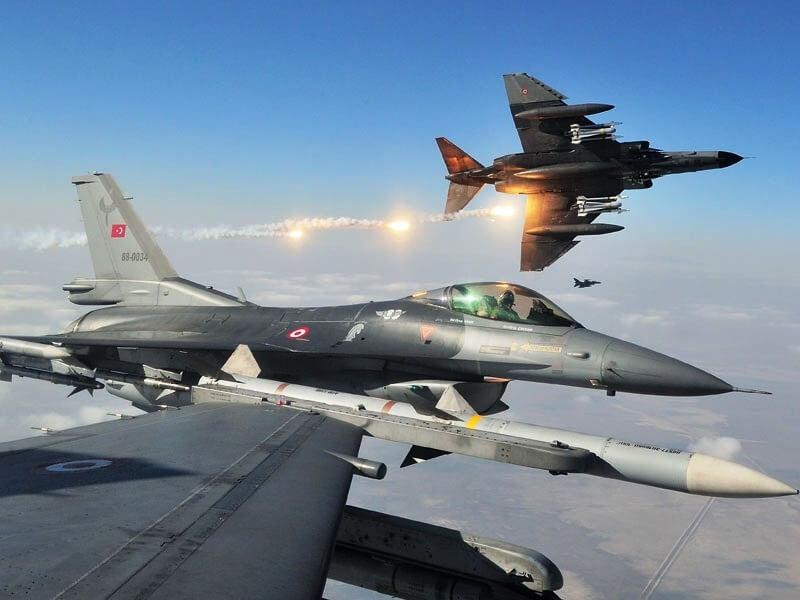 ΤΟΥΡΚΙΚΑ F-16 ΣΕ ΑΓΑΘΟΝΗΣΙ ΚΑΙ ΟΙΝΟΥΣΣΕΣ: Άμεση αναχαίτιση απο την Πολεμική Αεροπορία