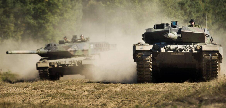 Τα Ισραηλινά TROPHY θα εξοπλίζουν τα LEOPARD 2 της Γερμανίας (Πιθανόν και της Ελλάδας)