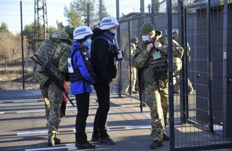 ΟΑΣΕ Ουκρανία παραβιάσεις εκεχειρίας Ντονέτσκ Λουχάνσκ, ΣΤΑ ΠΡΟΘΥΡΑ ΤΟΥ ΠΟΛΕΜΟΥ Η ΟΥΚΡΑΝΙΑ: Πάνω από 150 παραβιάσεις σε 2 μέρες, NEMESIS HD