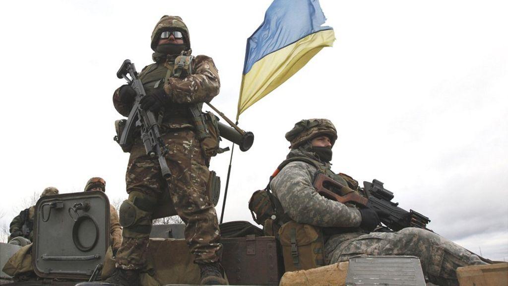 ΜΙΑ ΑΝΑΣΑ ΠΡΙΝ ΤΗ ΣΥΓΚΡΟΥΣΗ: Κρίσιμη η κατάσταση στην Ουκρανία
