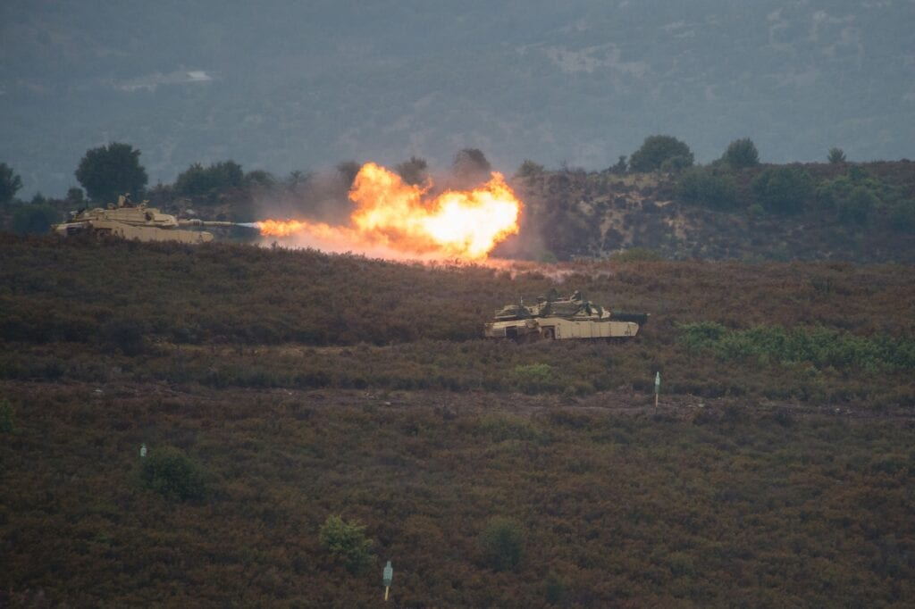 ΘΡΑΚΙΚΗ ΣΥΝΕΡΓΑΣΙΑ 21 ΓΕΕΘΑ, ΜΗΝΥΜΑ ΙΣΧΥΟΣ ΑΠΟ ΤΗ ΘΡΑΚΗ: Ελληνικά άρματα σε άσκηση με ΗΠΑ, NEMESIS HD