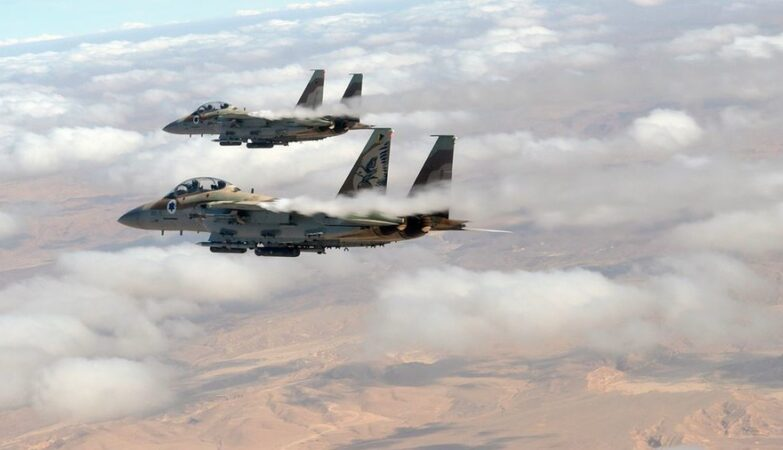 """νετανιάχου ιράν ελάχιστες ώρες ισραήλ Συρία, """"Χτυπάμε το Ιράν παντού"""" – Δήλωση Νετανιάχου ελάχιστες ώρες πριν τις αεροπορικές προσβολές στην Δαμασκό, NEMESIS HD"""