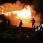 πυραυλικές επιθέσεις πετρελαίου πυρκαγιές βόρεια Συρία Τουρκία, ΤΕΡΜΑ ΤΟ ΠΕΤΡΕΛΑΙΟ ΓΙΑ ΤΟΥΣ ΙΣΛΑΜΙΣΤΕΣ: Βαλλιστική επίθεση τα έκανε κάρβουνο, NEMESIS HD