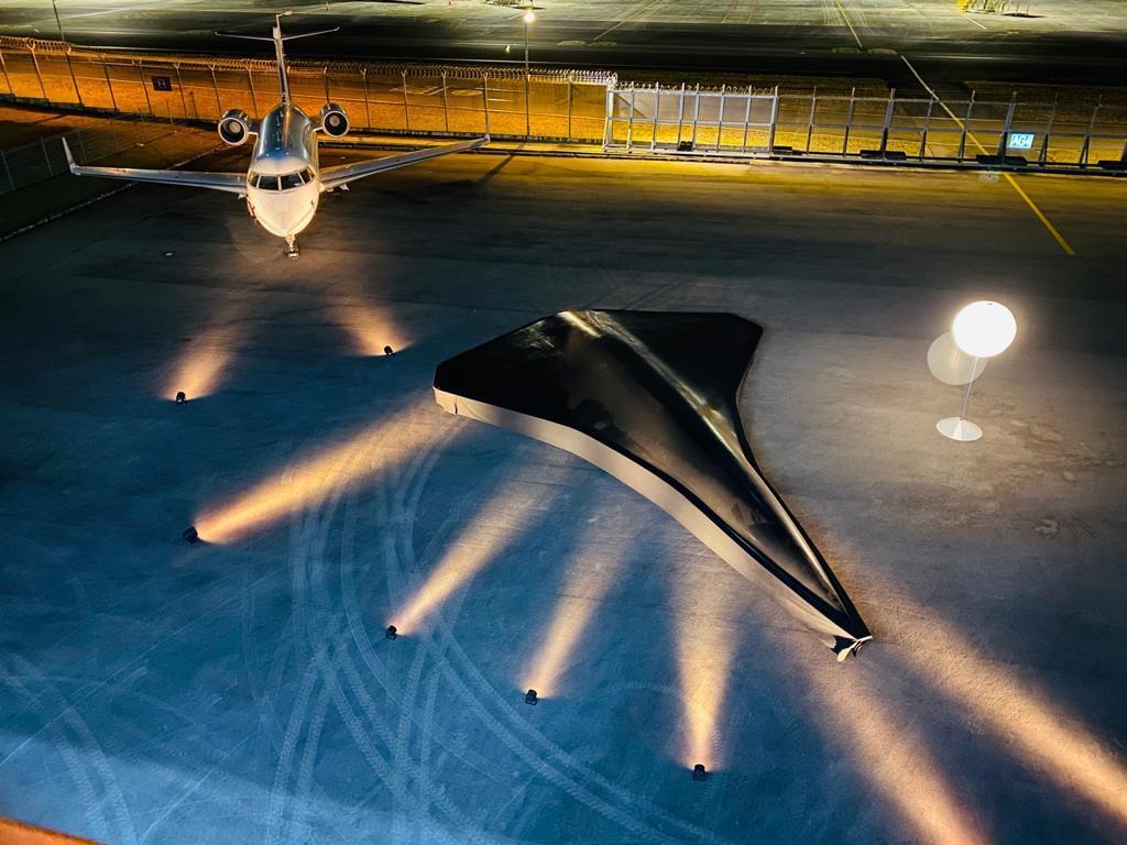 Το πρώτο υπερηχητικό UCAV στο κόσμο με τιμή πώλησης 16εκ δολάρια από τη Σιγκαπούρη