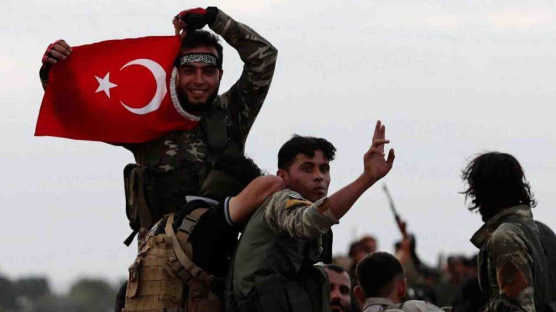 ΤΟΥΡΚΙΚΕΣ ΠΥΡΑΥΛΙΚΕΣ ΕΠΙΘΕΣΕΙΣ ΣΤΗ ΣΥΡΙΑ: Χτύπησαν το Χαλέπι παρέα με τους ισλαμιστές
