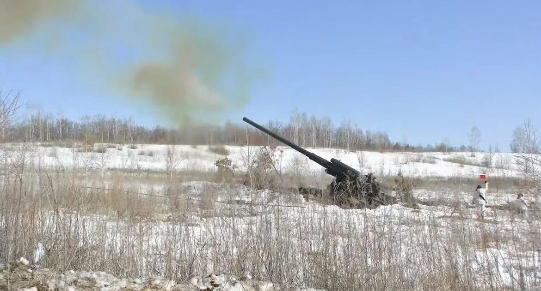 Άσκηση του Ρωσικού πυροβολικού στην περιοχή Amur [ΔΕΙΤΕ ΤΟ ΒΙΝΤΕΟ]