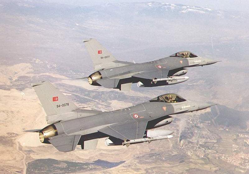 ΣΦΟΔΡΗ ΜΑΧΗ ΣΤΗΝ ΑΪΝ ΙΣΑ – Τουρκικοί βομβαρδισμοί στη Συρία μετά από 17 μήνες