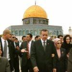 Mideast Israel Palestinians Turkey