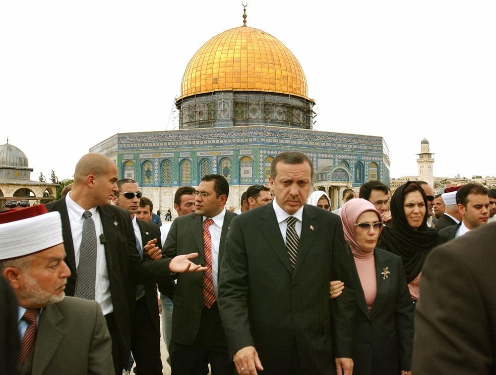 """""""Ο ΕΡΝΤΟΓΑΝ ΘΕΛΕΙ ΤΗΝ ΙΕΡΟΥΣΑΛΗΜ"""" – Η Israel Hayom ξεσκεπάζει το σχέδιο του"""