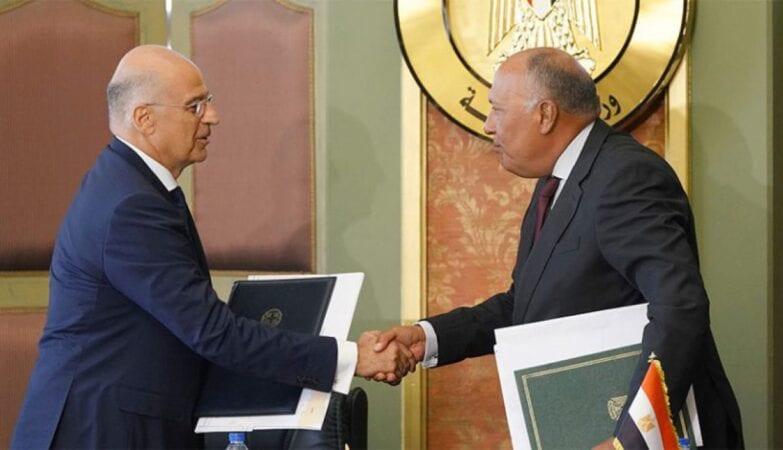 επίσκεψη Αίγυπτο Κύπρο υπουργός Εξωτερικών Δένδιας, ΕΠΙΣΚΕΨΗ ΔΕΝΔΙΑ ΣΕ ΑΙΓΥΠΤΟ: Τη Δευτέρα οι εξελίξεις για την ολοκλήρωση της ΑΟΖ; | ΕΚΤΑΚΤΟ, NEMESIS HD