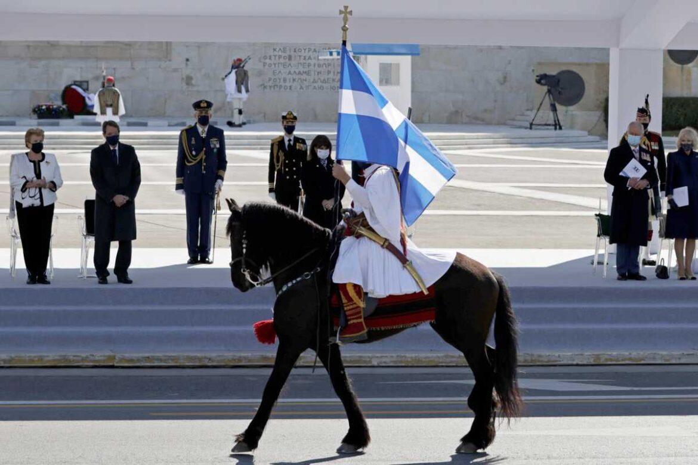 ΠΑΡΕΛΑΣΗ 25ΗΣ ΜΑΡΤΙΟΥ: Πώς γιορτάστηκαν τα 200 χρόνια από την Ελληνική Επανάσταση
