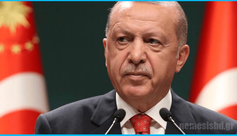 """""""ΑΠΟΣΥΡΕΤΕ ΤΙΣ ΚΥΡΩΣΕΙΣ ΑΠΟ ΤΟ ΙΡΑΝ"""" Ο Ερντογάν τα βάζει με τις ΗΠΑ υπέρ του Ιράν"""