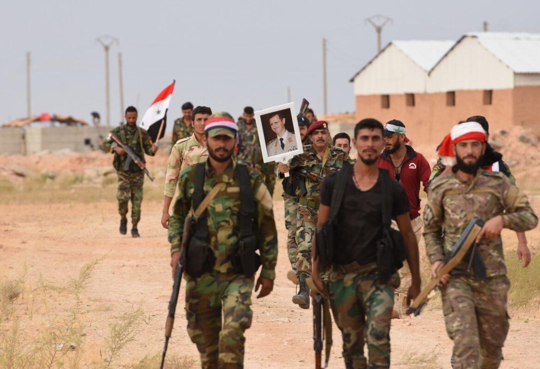 """Συριακός Αραβικός Στρατός Ρωσικές επιχείρηση Ισλαμικού Κράτους Συρία, """"ΑΓΡΙΟ"""" ΚΥΝΗΓΙ ΑΣΑΝΤ ΣΤΗΝ ΚΕΝΤΡΙΚΗ ΣΥΡΙΑ: Καταστρέφονται θύλακες εξτρεμιστών, NEMESIS HD"""