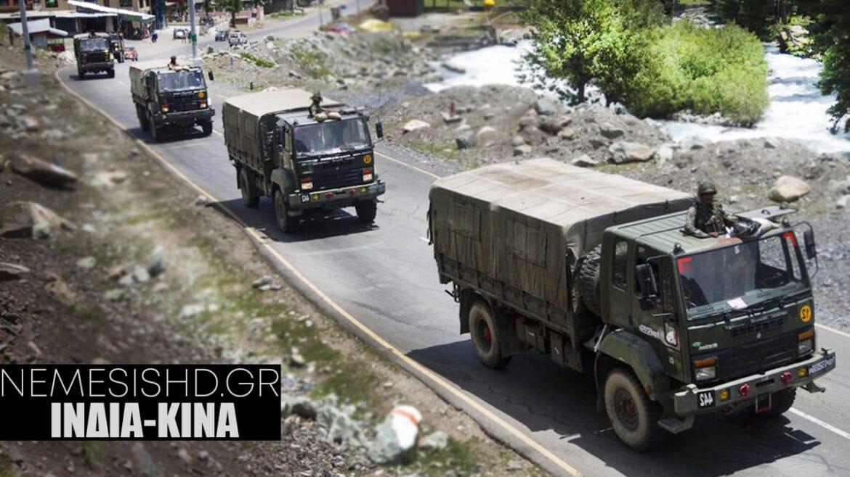 Ο Ινδικός στρατός σε ετοιμότητα – Υποψία Κινεζικού σαμποτάζ
