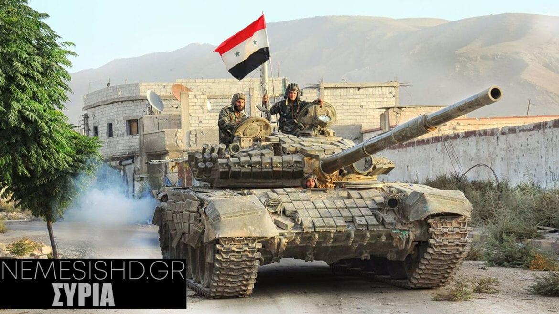ΜΑΧΗ ΣΤΗΝ ΙΝΤΛΙΜΠ: Ο Συριακός στρατός απέκρουσε επίθεση