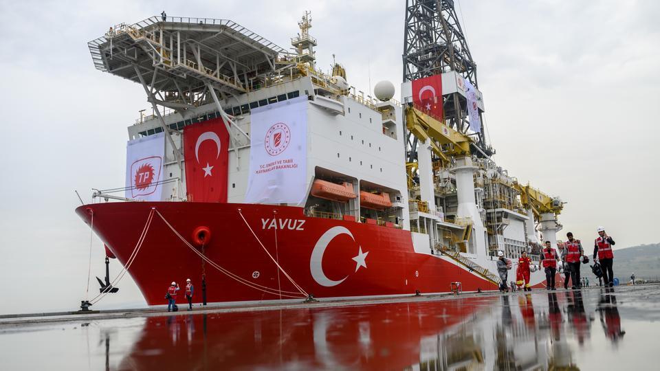 """Ξαναβγάζουν το """"Γιαβούζ"""" στην Ανατολική Μεσόγειο οι Τούρκοι"""