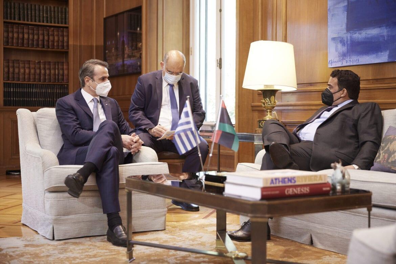 """ΧΑΣΤΟΥΚΙ ΣΤΗ """"MAVI VATAN"""": Ελλάδα και Λιβύη συμφώνησαν στην επανεκκίνηση των συνομιλιών"""