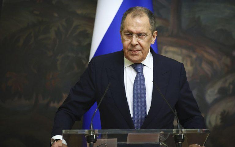 """""""Θα απαντήσουμε σε κάθε εχθρική κίνηση εναντίον της Ρωσίας"""" Δήλωση Λαβρόφ για ΗΠΑ"""