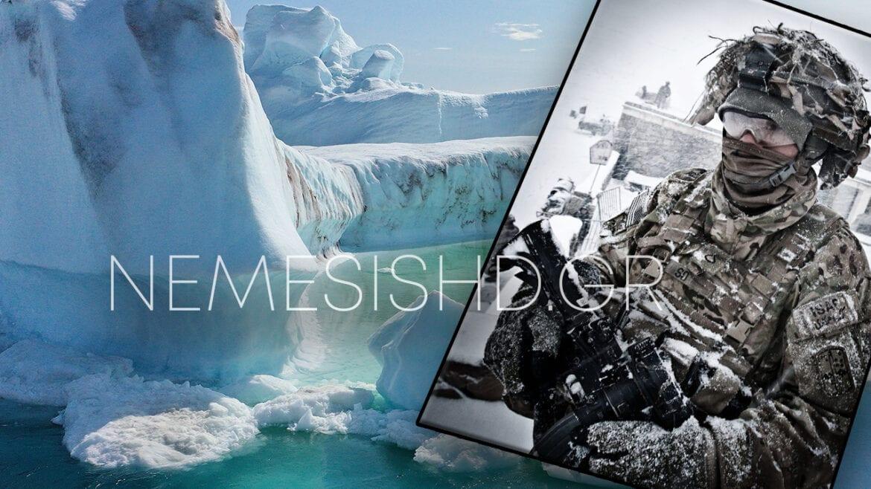 """Ο """"Ψυχρός Πόλεμος"""" της Αρκτικής παίρνει σάρκα και οστά"""