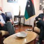 Πρόεδρο Λιβύης menfi ελλάδας λιβύης, Ελλάδα και Λιβύη όλο και πιο κοντά – Συνάντηση Δένδια με Αλ-Μένφι, NEMESIS HD