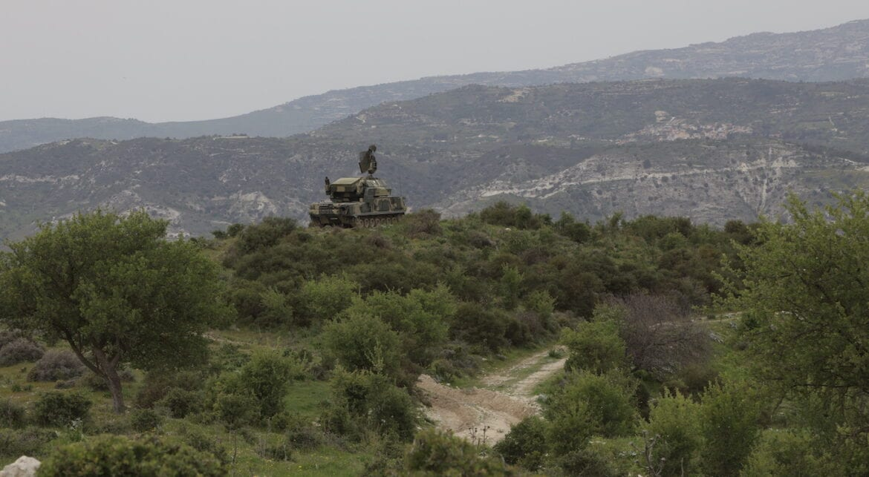 Ισραηλινά μαχητικά & Κυπριακή Αεράμυνα έδειξαν τα δόντια τους στην «ΟΝΗΣΙΛΟΣ – ΓΕΔΕΩΝ 2021»
