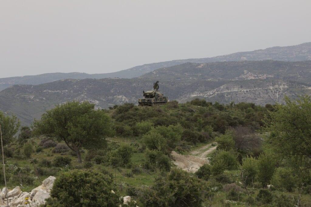 εθνικής φρουράς, Ισραηλινά μαχητικά & Κυπριακή Αεράμυνα έδειξαν τα δόντια τους στην «ΟΝΗΣΙΛΟΣ – ΓΕΔΕΩΝ 2021», NEMESIS HD