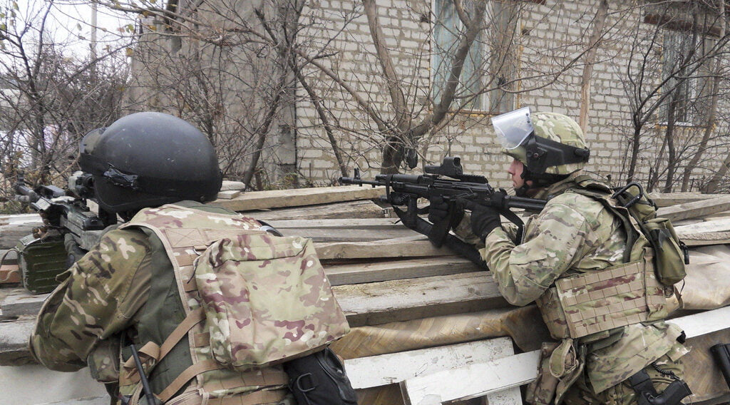 H FSB συνέλαβε επ' αυτοφώρω Ουκρανό Πρόξενο στη Ρωσία για κατασκοπεία