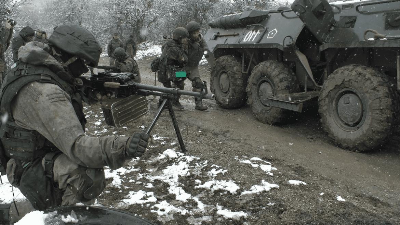 Πάνω απο 100.000 Ρώσοι στρατιώτες στα σύνορα με Ουκρανία