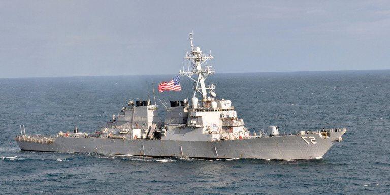 Η ΟΥΚΡΑΝΙΑ ΕΜΕΙΝΕ ΜΟΝΗ: Οι ΗΠΑ ακύρωσαν την αποστολή των αντιτορπιλικών | ANADOLU
