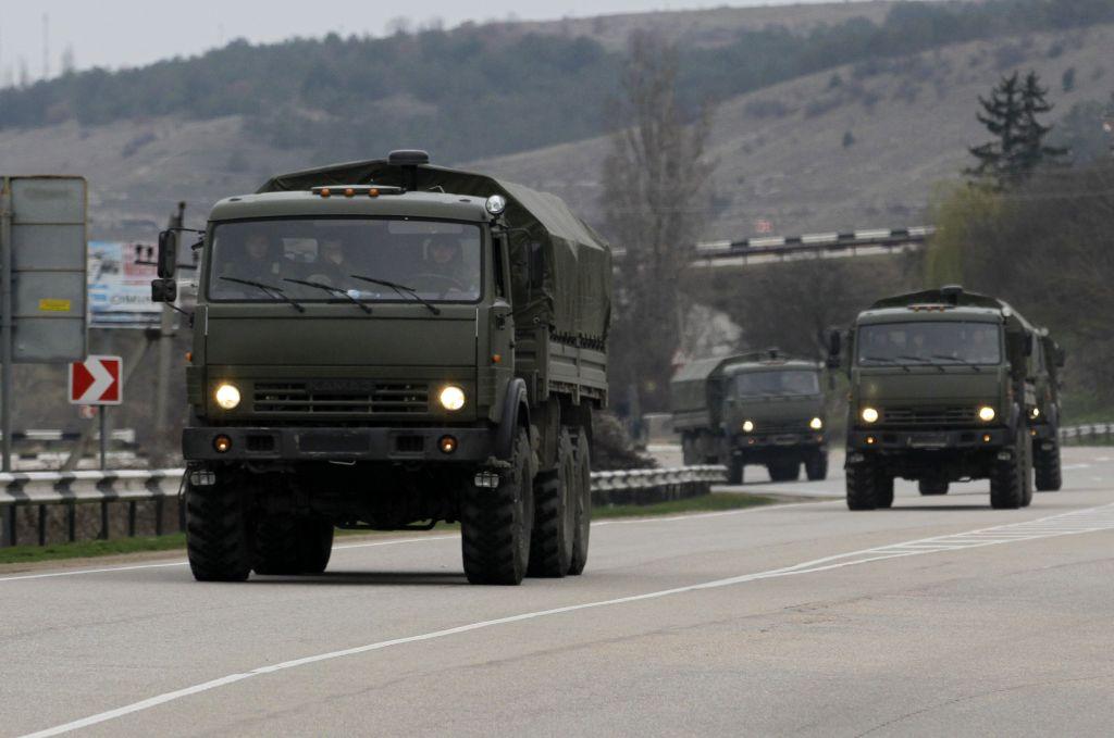 Η ΟΥΚΡΑΝΙΑ ΠΕΡΙΚΥΚΛΩΜΕΝΗ: Λευκορωσικές και ρωσικές δυνάμεις μαζεύονται στα σύνορα