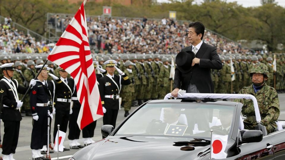 ΣΥΓΚΡΟΥΣΗ ΤΙΤΑΝΩΝ: Ιαπωνία και Ινδία βάζουν στο στόχαστρο την Κίνα
