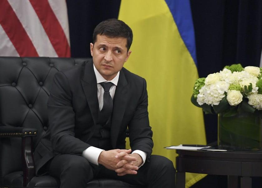 Ο Μπάιντεν μπαίνει μπροστά για την Ουκρανία εναντίον της Ρωσίας | ΗΠΑ