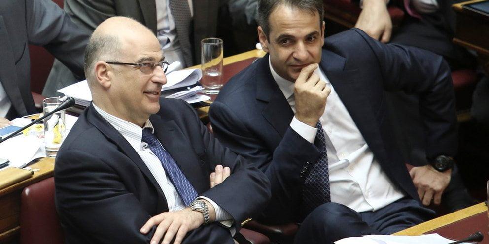 Διπλωματικές εξελίξεις μεταξύ Ελλάδας και Λιβύης – Επίσκεψη Δένδια και Μητσοτάκη στην Τρίπολη