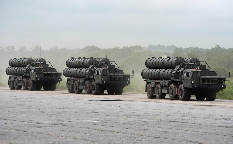 Ρωσικοί S-400 μετακινούνται προς τα σύνορα με Ουκρανία σύμφωνα με βίντεο