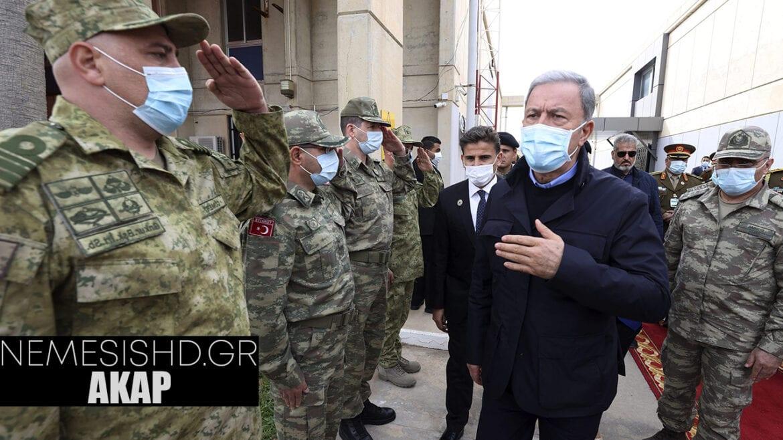 """ΟΡΓΗ ΑΚΑΡ: """"Οι ΗΠΑ όπλισαν τους Κούρδους εναντίον μας"""""""