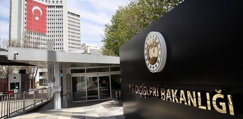 """""""Η Ελλάδα διέπραξε εγκλήματα κατα της ανθρωπότητας"""" – Αισχρή δήλωση Τουρκικού ΥΠΕΞ"""