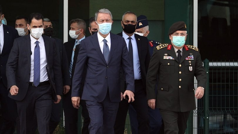 ΕΚΤΑΚΤΟ: Ξαφνική επίσκεψη Ακάρ & Τουρκικού Γενικού επιτελείου στην Τρίπολη