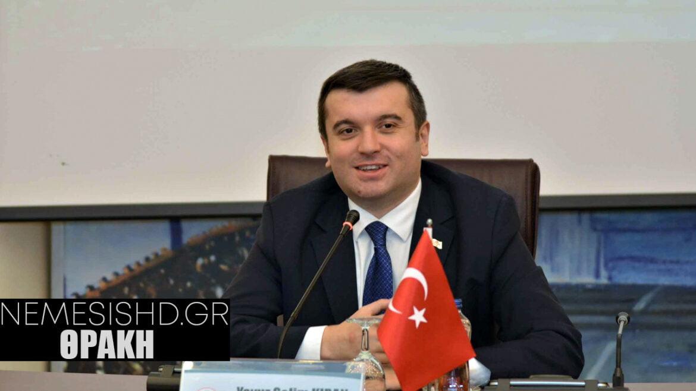 """ΤΟΥΡΚΙΚΗ ΠΡΟΒΟΚΑΤΣΙΑ: """"Η Ελλάδα καταπιέζει τους Τούρκους"""""""