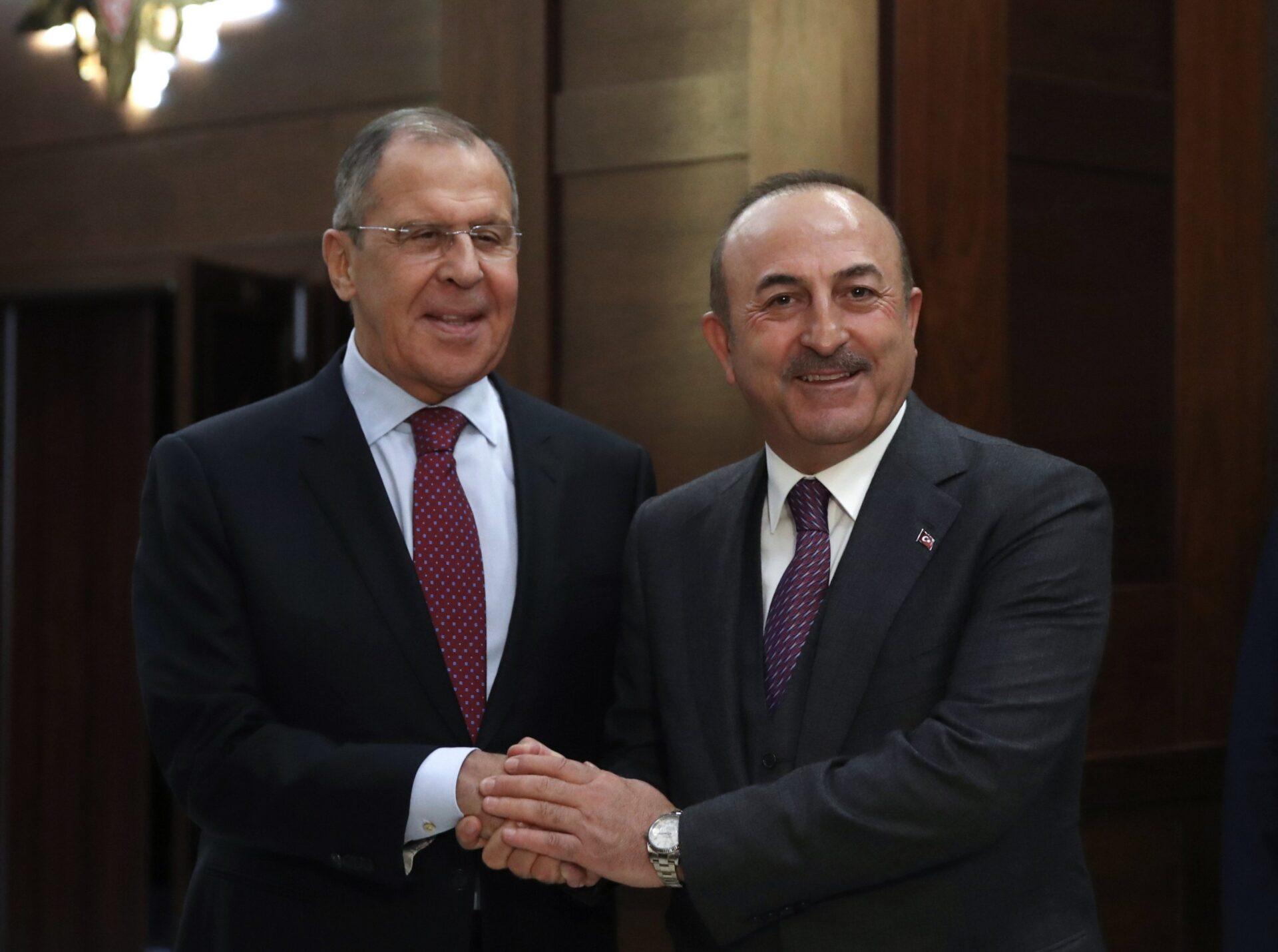 ΟΙ ΤΟΥΡΚΟΙ ΕΙΝΑΙ ΦΙΛΟΙ ΜΑΣ: Ρωσία για Τουρκικούς S-400
