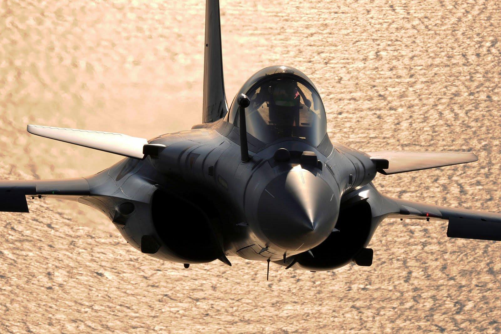 """SUPER RAFALE"": Νέα φονική έκδοση F5 ετοιμάζει η Dassault"