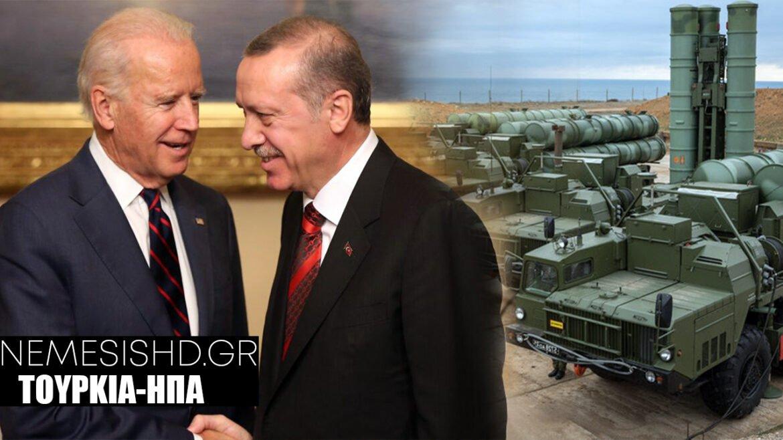 """ΕΡΝΤΟΓΑΝ ΕΝΑΝΤΙΟΝ ΜΠΑΪΝΤΕΝ: """"Δεν κάνω πίσω – Υποστηρίζετε Κούρδους"""""""