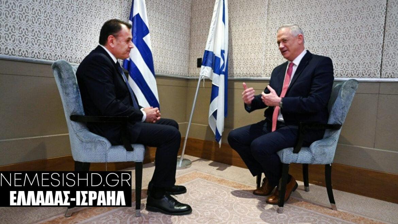 ΕΚΤΑΚΤΟ: Άριστες οι σχέσεις Ελλάδας και Ισραήλ